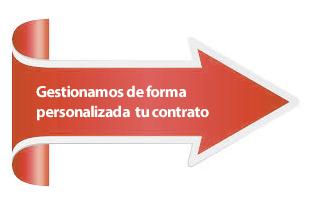 Gestionamos de forma personalizada tu contrato